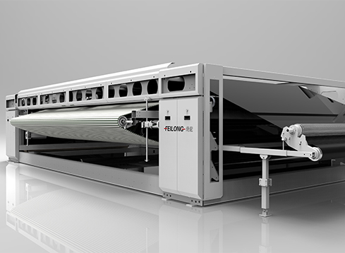 FLP-B 型交叉鋪網機